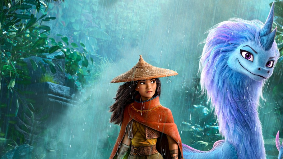 Raya: Ontdek nu de nieuwste films en series op Disney+ via FamilyCard