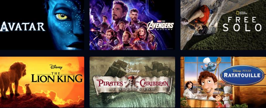 Disney+ : eindeloos entertainment voor jong en oud